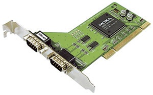 CP-102U - Placa Serial Pci Universal, 2 Portas Rs-232
