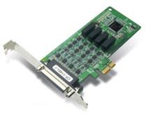 CP-114EL-I - Placa Serial Pci Express X1, Perfil Baixo, 4 Portas Rs-232/422/485,Com Isolação 2Kv