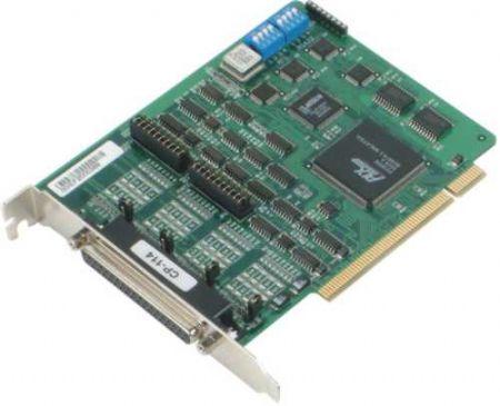 CP-114S-DB9M - Placa Serial Pci, 2 Portas Rs-232/485/422, 2 Portas Rs-485/422,Proteção Contra Surto Esd 25Kv, Inclui Cabo Db9 Macho