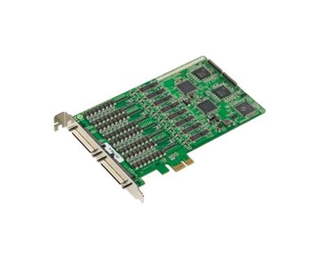 CP-116E-A w/o cable - Placa Serial Pci Express X1, 16 Portas Rs-232/422/485, Proteção ContraSurto 4Kv