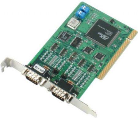 CP-132I - Placa Serial Pci, 2 Portas Rs-422/485, Com Isolação 2Kv