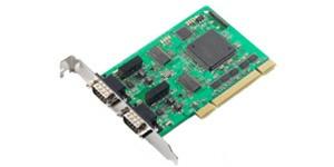 CP-602U-I - Placa Interface Can, Pci Universal, 2 Portas Can, Com Isolação 2Kv