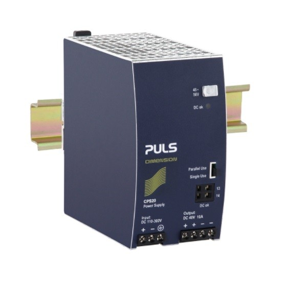 CPS20.481-D1 - Conversor Dc-Dc 480W, Entrada 110~300Vdc, Saída 24Vdc 20A