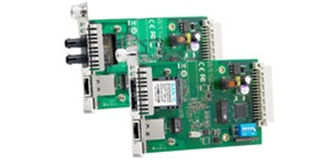 CSM-200-1213 - Conversor Ethernet 10/100Baset(X) Para Fibra Ótica 100BasefxMultimodo, Conector St, Plataforma Nrack