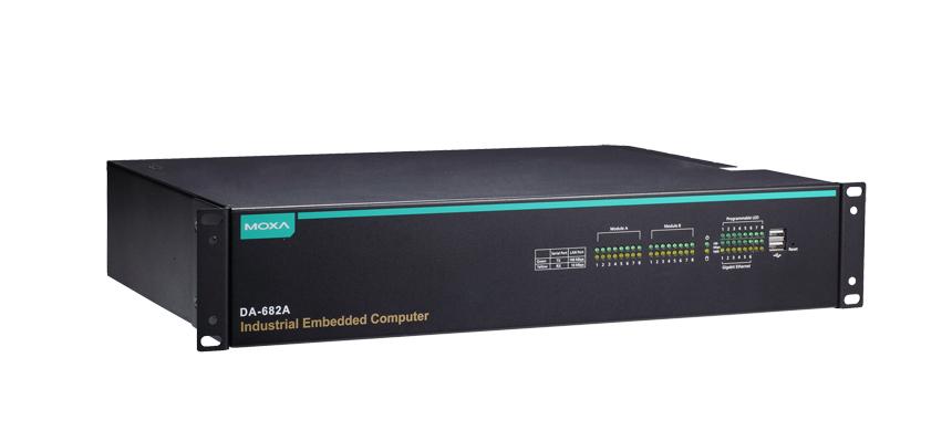 "DA-682A-C7 - Computador Rack 19"" Dual Core I7-2610Ue 1.5 Ghz, Vga, 6X10/100/1000Mbps, 4X Usb, Cf, 2X Sata, 2X Pci, Sem Dom/Ram/Os"