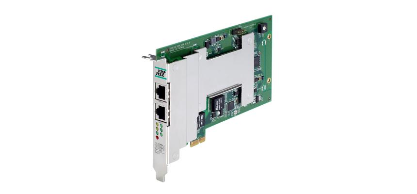 DA-PRP-HSR - Cartão Pcie Com 2 Portas 100/1000Mbps, Protocolo Iec62439-3 Prp/Hsr,Compatível Série Da-820