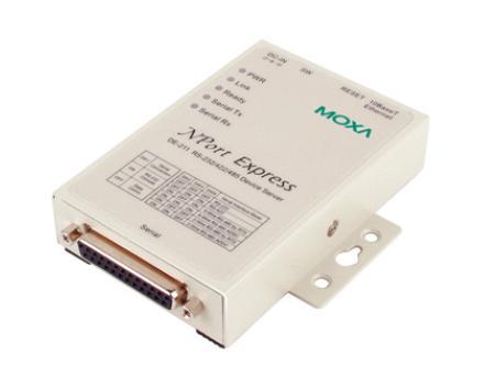 DE-311 - Módulo Ethernet 10/100 Para 1 Porta Rs - 232/422/485