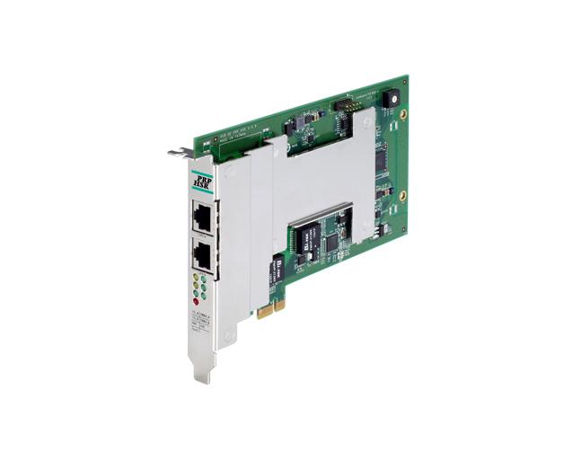 DE-GX02-SFP-T - Cartão Pcie Com 2 Slots Sfp Para Ethernet 1000Mbps Fibra Ótica
