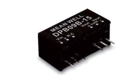 DPB09 - Conversor DC/DC Encapsulado 15Watts