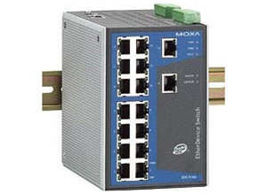 EDS-516A - Switch Ethernet Gerenciavel, 16X 10/100Baset(X)