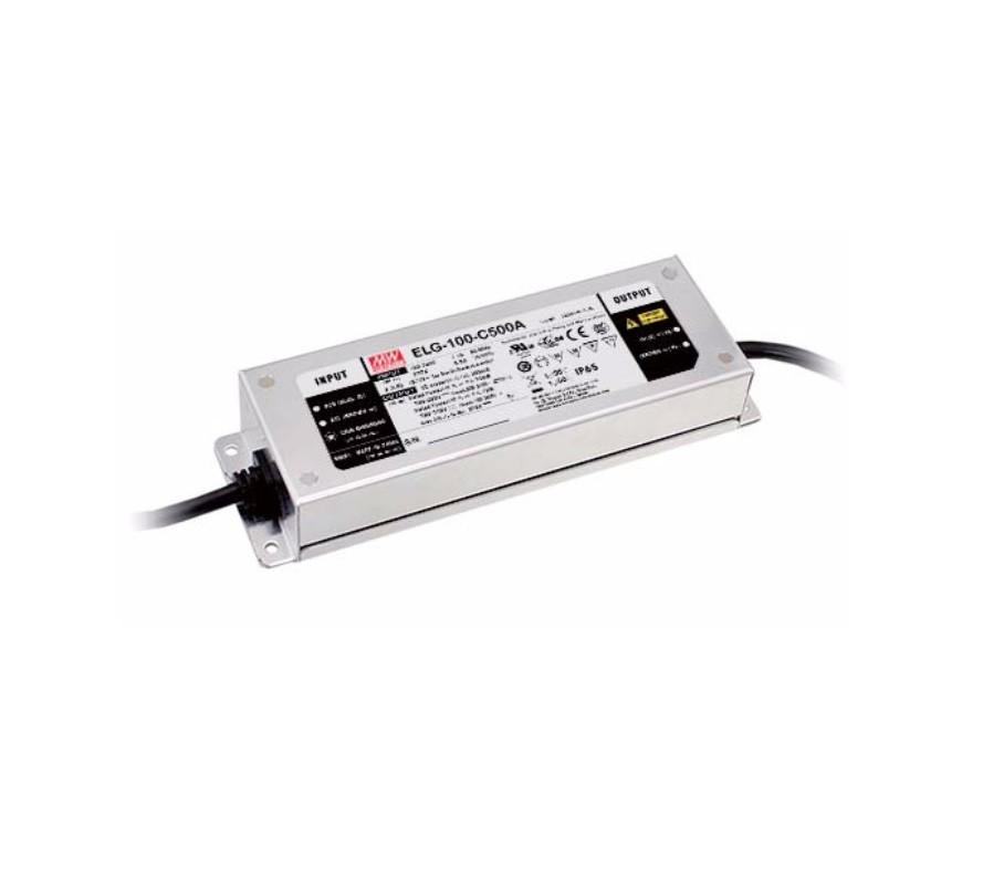 ELG-100-C - Fonte de Alimentação Chaveada 100Watts para LED