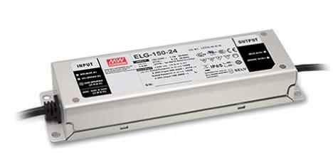 ELG-150-24 - Fonte de Alimentação Chaveada 150 Watts para LED