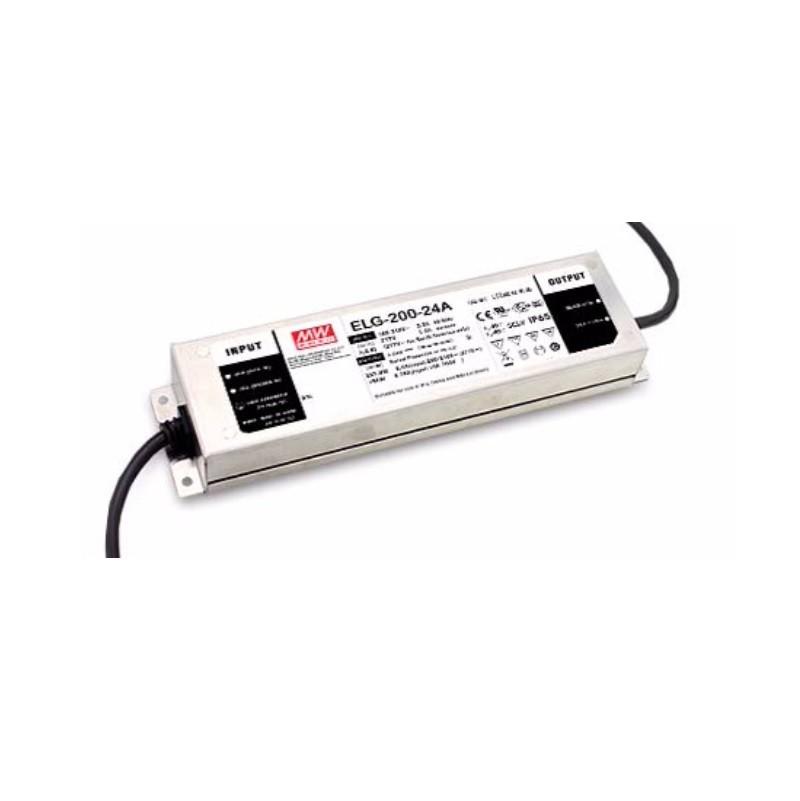 ELG-200-V-D2 - Fonte de Alimentação Chaveada 200Watts para LED