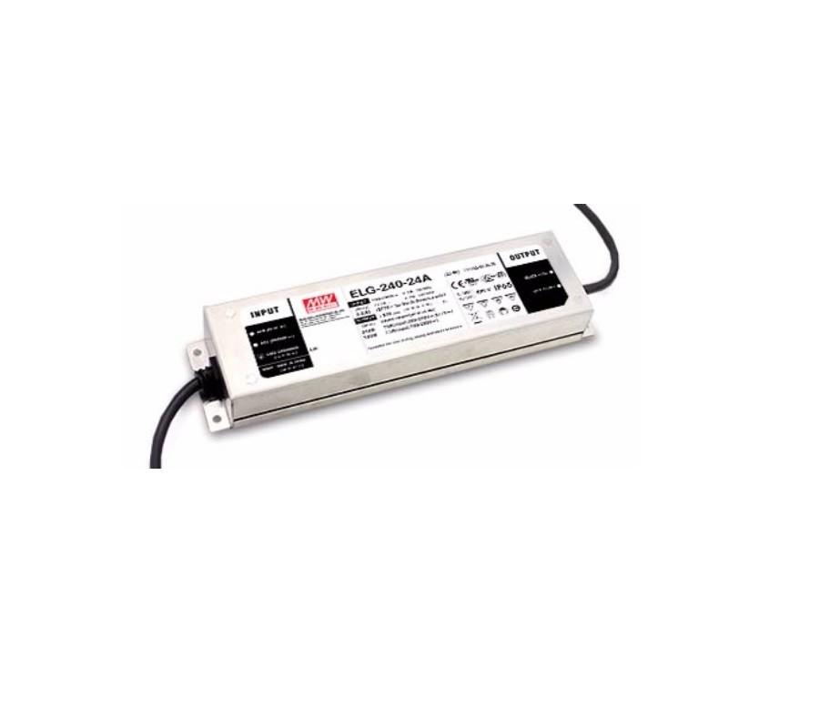 ELG-240-V-B - Fonte de Alimentação Chaveada 240Watts para LED