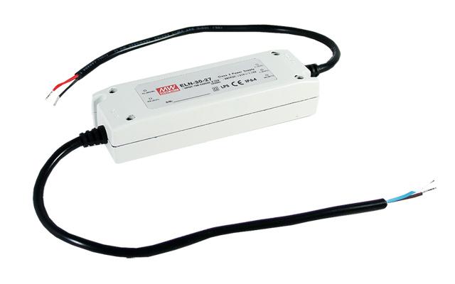 ELN-30 - Fonte de Alimentação Chaveada 30Watts para LED
