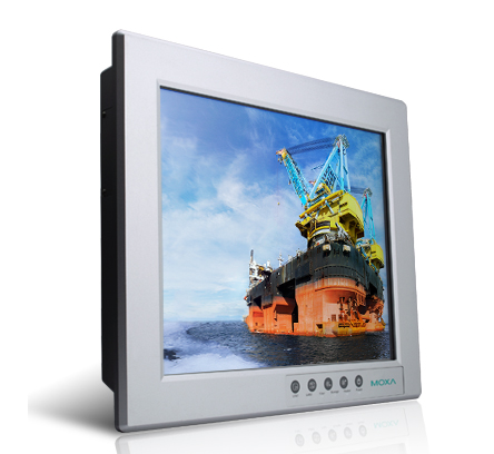 "EXPC-1319-STS-W7E - Computador Painel Robusto Fanlesss, Lcd 19"" 1000-Nits, Touch Screen,Atom D525 Dual Core 1.8Ghz, Ip66, Atex Zona 2, W7E"
