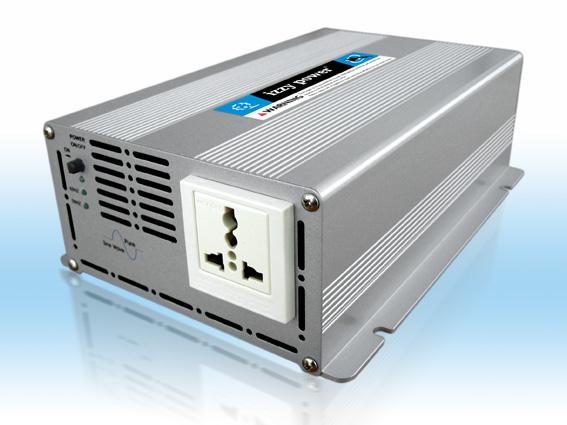 HT-S-12-600 - Inversor de Tensão DC/AC 600 Watts, Onda Senoidal Pura