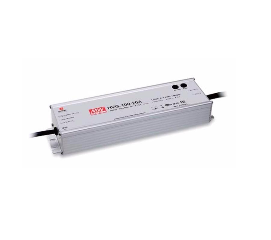 HVG-100 - Fonte de Alimentação Chaveada 100Watts para LED