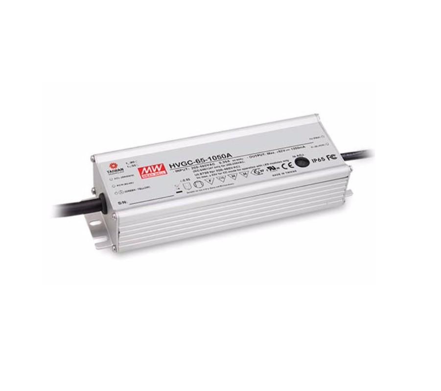 HVGC-65 - Fonte de Alimentação Chaveada 150Watts para LED