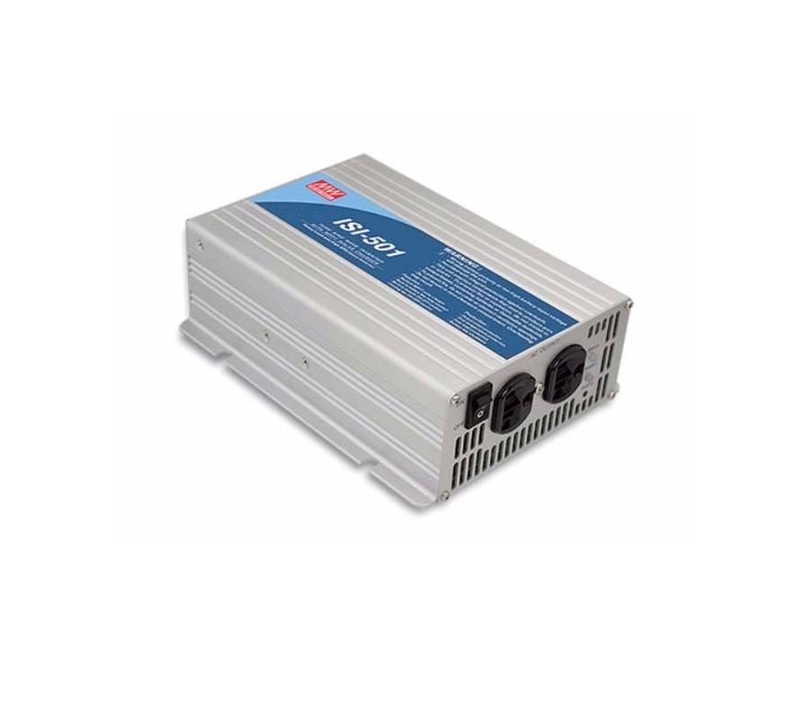 ISI-501 - Inversor DC/AC Com Onda Senoidal Modificada De 500W, Com Carregador Solar e Função Mppt