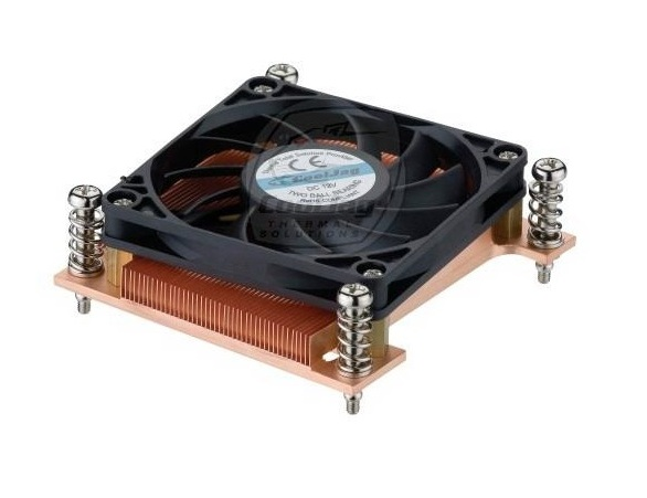 JAC7514C-A - COOLER For Intel® Xeon® 3000 Series, Intel® Core2® Duo, Pentium® D, Pentium® 4 Socket 775