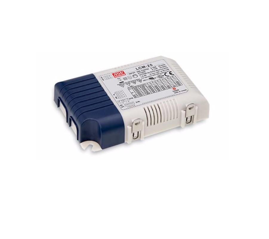 LCM-25 - Fonte de Alimentação Chaveada 40Watts para LED