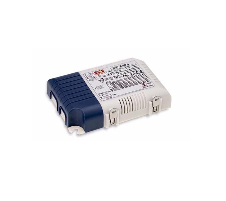 LCM-25DA - Fonte de Alimentação Chaveada 40Watts para LED