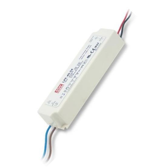 LPF-40 - Fonte de Alimentação Chaveada 40Watts para LED