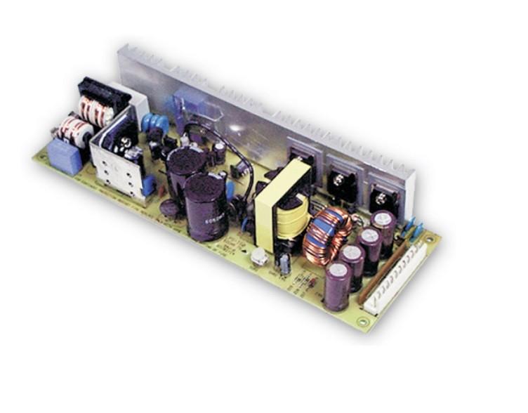 LPS-150-48 - FONTE DE ALIMENTAÇÃO CHAVEADA SEM CAIXA 150W, ENTRADA 85~132VAC / 176~264VAC AUTO SELECIONÁVEL, SAÍDA 48V 3.2A, PCF