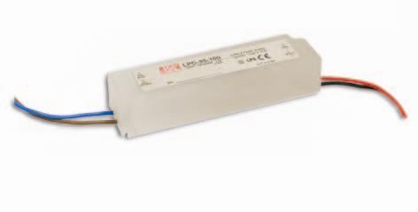 LPV-35 - Fonte de Alimentação Chaveada 35Watts para LED