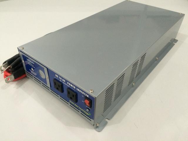 LR12-3K - Inversor de Tensão DC/AC 3000 Watts, Onda Senoidal Modificada