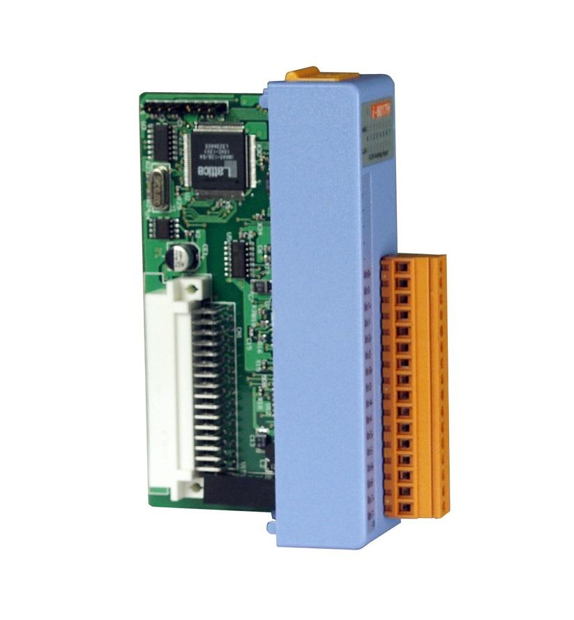 LR-8017H - Módulo De Interface Da Série Pac, Analógico 8 Entradas