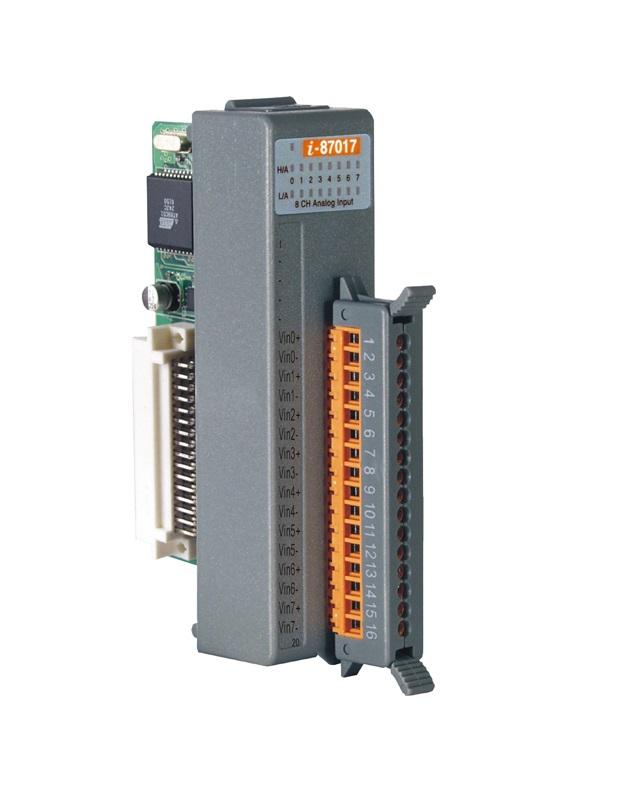 LR-87017-G - Módulo De Interface Da Série Pac, Analógico 8 Entradas