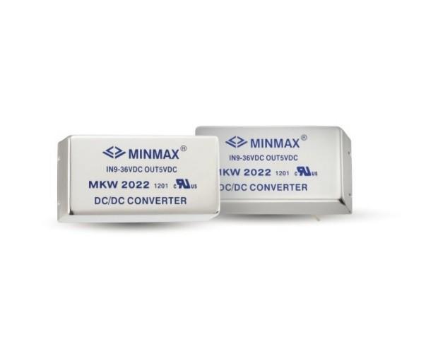 """MKW2023 - Conversor Dc-Dc Isolado, Encapsulado De 12W, Entrada """"Wide Range"""" (9 ~36 Vdc) Saída (12Vdc @ 1000Ma)"""