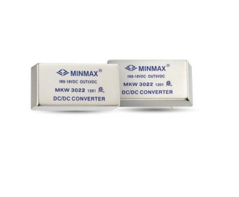 MKW3032-N - Conversor Encapsulado Entrada De 24Vdc Saída De 5Vdc