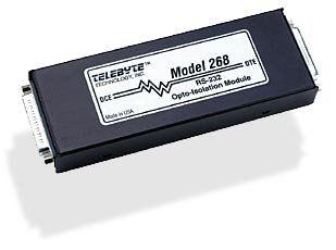 Modelo 268 – Módulo de Opto Isolamento RS-232