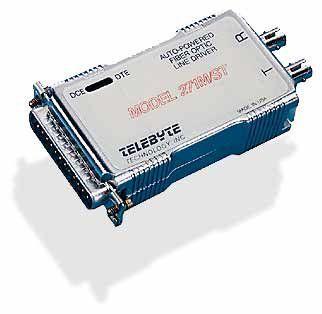 Modelo 271M/ST - Driver de Linha Auto Energizado de Fibra Ótica RS-232  - Conector Macho