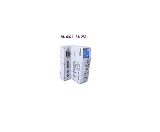 NA-4021 - Módulo Adaptador Com Interface Rs-232 Modbus Rtu/Ascii (Slave) ParaSérie Modular