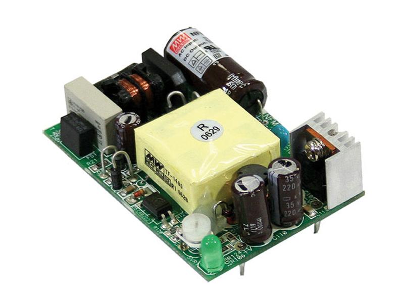 NFM-15 - Fonte de Alimentação Chaveada Industrial em Miniatura de Baixo Custo de Saída Única de 15Watts