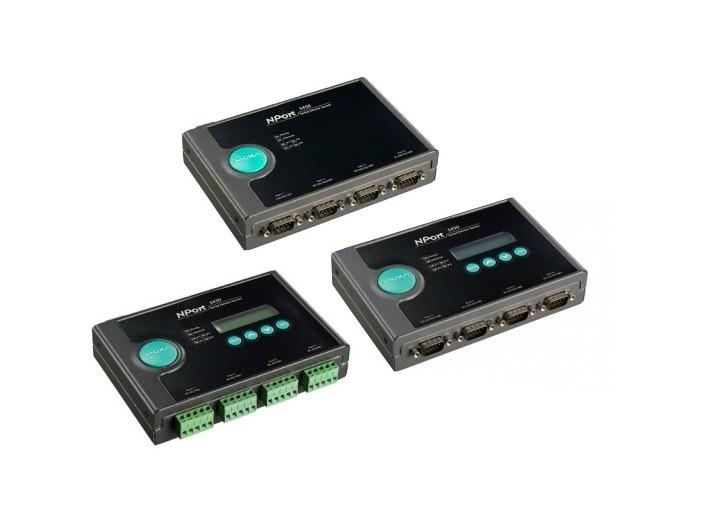 NPORT 5430I - Módulo Servidor Rs-422/485 4 Portas Com Isolação Ótica 2Kv