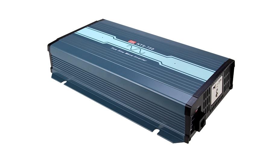 NTS-750 - Inversor Industrial DC/AC de Onda Senoidal Pura de 750 Watts