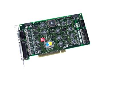 PISO-PS300 - Cartão Pci Para Controle Em 3 Eixos De Motor De Passo/Servo