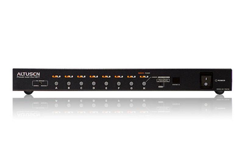PN0108 - Sistema de Chaveamento Escravo de Reles por TCP/IP – 8 Portas