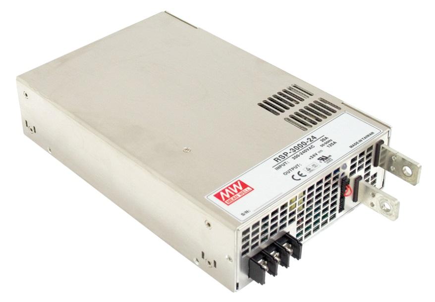 RSP-3000 - Fonte de Alimentação Chaveada 3000Watts, Função PFC