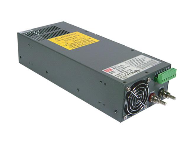 SCP-600-24 - FONTE DE ALIMENTAÇÃO CHAVEADA 600W, ENTRADA 180~260VAC 260~370VDC,SAÍDA 24VDC 25A, FUNÇÃO PCF, OPERAÇÃO PARALELO