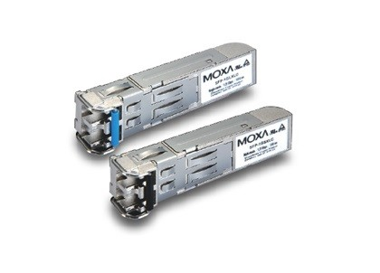 SFP-1GZXLC-T - Small Form Factor Pluggable Transceiver With 1000Basezx, Lc Connector,80 Km, -40 To 85°C