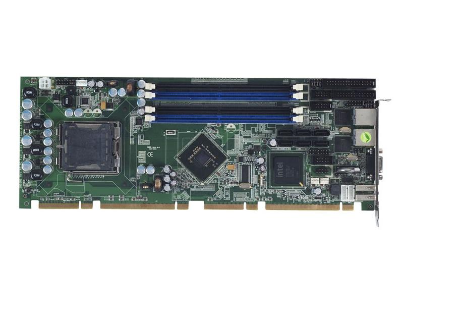 SHB101VGG  - Placa Mãe Lga775 Intel Quad-Core Picmg 1.3 Full-Size,  Chipset Intel Q35+Ich9R, Vga E Lan