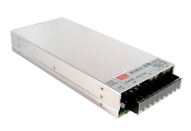 SP-480 - Fonte de Alimentação Chaveada 480Watts, Função PFC