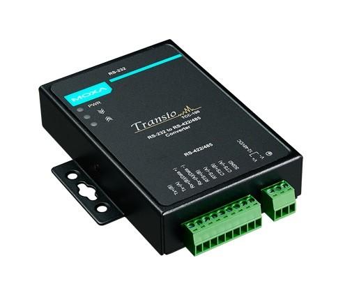 TCC-100 - Conversor Serial Industrial Rs-232 Para Rs-422/485, Proteção Esd 15Kv