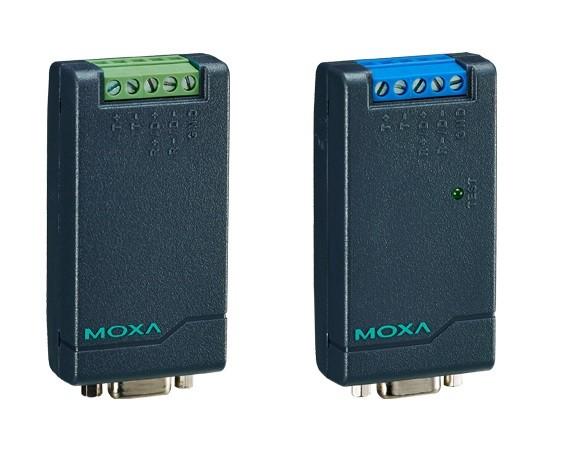 TCC-80 - Conversor Serial Rs-232 Autoalimentado Para Rs-422/485, Proteção Esd15Kv